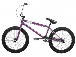 "Subrosa Bikes ""Salvador Simone Barraco"" 2017 BMX Rad - Satin Purple 