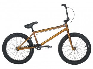 "Subrosa Bikes ""Salvador XL FC"" 2018 BMX Bike - Satin Gold Luster 