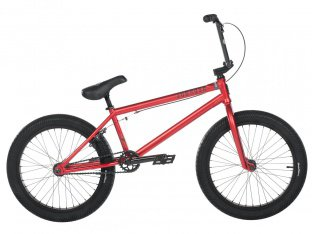 "Subrosa Bikes ""Salvador XL FC"" 2018 BMX Bike - Satin Red Luster 