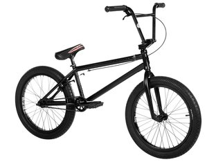 "Subrosa Bikes ""Salvador XL FC"" 2019 BMX Bike - Satin Black On Black 