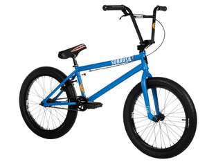 "Subrosa Bikes ""Salvador XL FC"" 2019 BMX Rad - Satin Steele Blue 