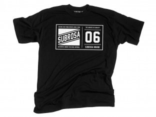 "Subrosa Bikes ""Saving Kids"" T-Shirt - Black"