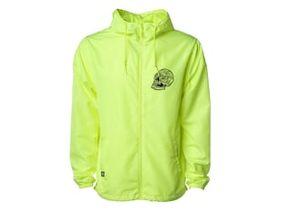 "Subrosa Bikes ""Savior"" Jacket - Highlighter Yellow"