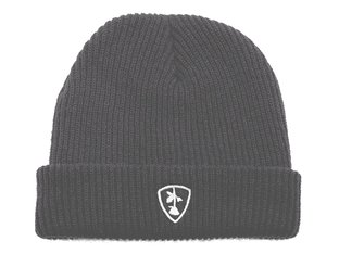"Subrosa Bikes ""Shield"" Beanie - Charcoal"
