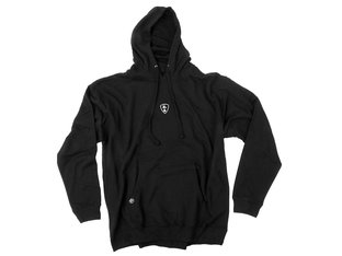 "Subrosa Bikes ""Shield"" Hooded Pullover - Black"