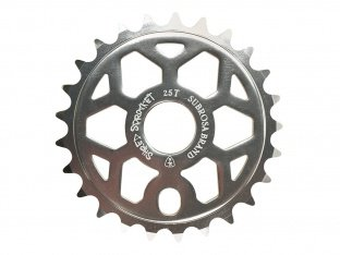 "Subrosa Bikes ""Shred"" Sprocket"