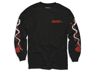 "Subrosa Bikes ""Slither"" Longsleeve - Black"