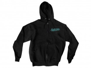 "Subrosa Bikes ""Strike"" Hooded Zipper - Black"