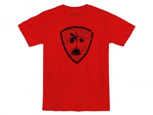 "Subrosa Bikes ""Thrashed"" T-Shirt - Red"
