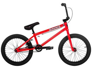 "Subrosa Bikes ""Tiro 18"" 2020 BMX Bike - Gloss Red 