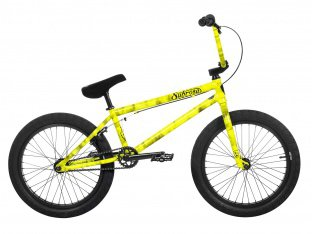 "Subrosa Bikes ""Tiro"" 2017 BMX Rad - Smoke Highlighter Yellow"