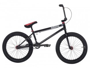 "Subrosa Bikes ""Tiro"" 2018 BMX Bike - Gloss Black"