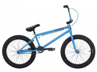 "Subrosa Bikes ""Tiro"" 2018 BMX Bike - Satin Highlighter Blue"