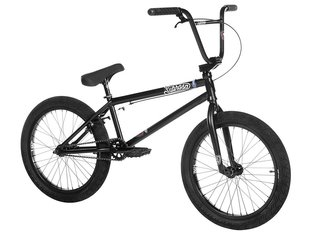 "Subrosa Bikes ""Tiro"" 2019 BMX Bike - Satin Black"