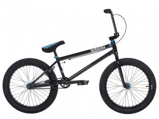 "Subrosa Bikes ""Tiro XL"" 2018 BMX Bike - Gloss Black"