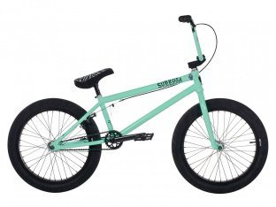 "Subrosa Bikes ""Tiro XL"" 2018 BMX Bike - Gloss Tiffany Blue"