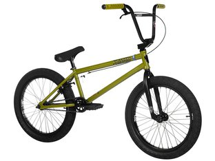 "Subrosa Bikes ""Tiro XL"" 2019 BMX Rad - Satin Army Green"