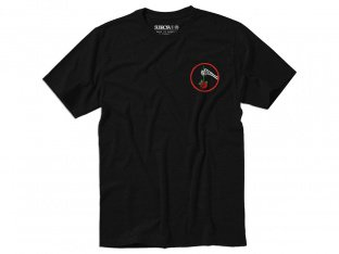 "Subrosa Bikes ""Under The Rose"" T-Shirt - Black"