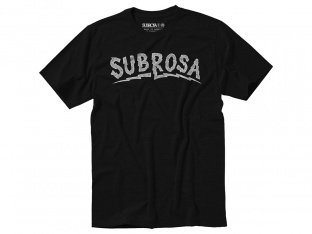 "Subrosa Bikes ""Voltage"" T-Shirt - Black"