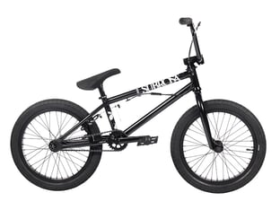 "Subrosa Bikes ""Wings 18"" 2021 BMX Rad - Black 