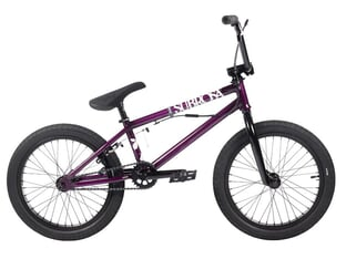 "Subrosa Bikes ""Wings 18"" 2021 BMX Rad - Trans purple 