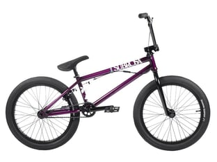 "Subrosa Bikes ""Wings"" 2021 BMX Rad - Trans Purple"