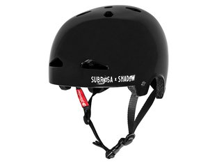 "Subrosa X Shadow ""Featherweight"" Helm - Matte Black"