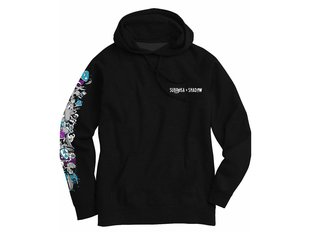 Subrosa X The Shadow Conspiracy Hooded Pullover - Black