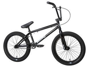 "Sunday Bikes ""Blueprint"" 2017 BMX Rad - Black/Black"