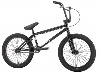 "Sunday Bikes ""Blueprint"" 2018 BMX Bike - Black"