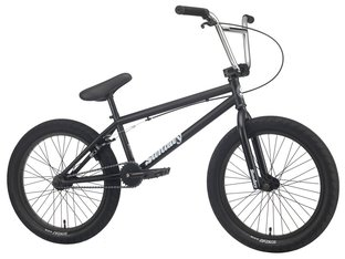 "Sunday Bikes ""Blueprint"" 2020 BMX Bike - Matte Black / Chrome"