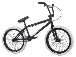"Sunday Bikes ""Blueprint"" 2020 BMX Bike - Matte Black / White"