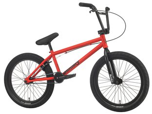 "Sunday Bikes ""Blueprint"" 2020 BMX Bike - Matte Red"
