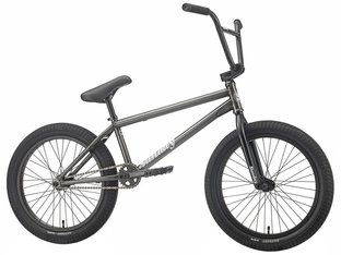 "Sunday Bikes ""EX Chris Childs"" 2019 BMX Rad - Matte Translucent Black"