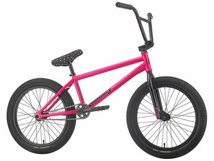 "Sunday Bikes ""Forecaster Aaron Ross"" 2019 BMX Bike - Gloss Hot Pink 