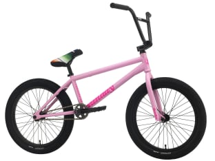 "Sunday Bikes ""Forecaster Aaron Ross"" 2021 BMX Bike - Matte Pale Pink 