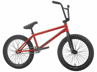 "Sunday Bikes ""Forecaster Brett Silva"" 2019 BMX Rad - Matte Fire Red 