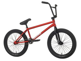 "Sunday Bikes ""Forecaster Brett Silva"" 2020 BMX Rad - Candy Red 
