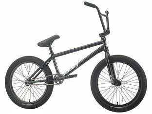 "Sunday Bikes ""Forecaster LHD"" 2019 BMX Bike - Gloss Black 