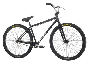 "Sunday Bikes ""High C 29"" 2020 BMX Cruiser Bike - Gloss Black 