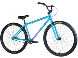 "Sunday Bikes ""High C 29"" 2020 BMX Cruiser Bike - Ocean Blue 