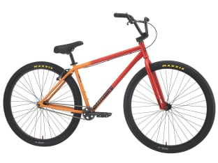 "Sunday Bikes ""High C 29"" 2021 BMX Cruiser Bike - Gloss Sunrise Fade 