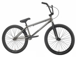 "Sunday Bikes ""Model C"" 2019 BMX Cruiser Bike - Gloss Raw 