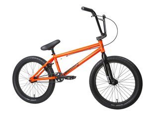 "Sunday Bikes ""Primer"" 2017 BMX Bike - Fluorescent Orange"