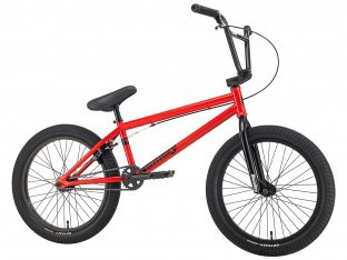 "Sunday Bikes ""Primer"" 2018 BMX Bike - Gloss Red"