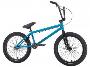 "Sunday Bikes ""Primer"" 2018 BMX Bike - Teal Blue"