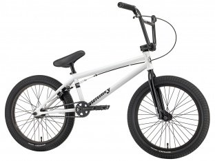 "Sunday Bikes ""Primer"" 2018 BMX Bike - White"