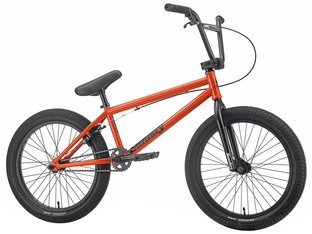 "Sunday Bikes ""Primer"" 2019 BMX Bike - Gloss Blood Orange"