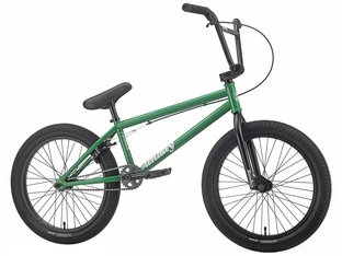 "Sunday Bikes ""Primer"" 2019 BMX Rad - Gloss Kelly Green"