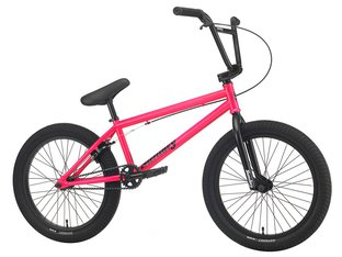 "Sunday Bikes ""Primer"" 2020 BMX Rad - Gloss Hot Pink"